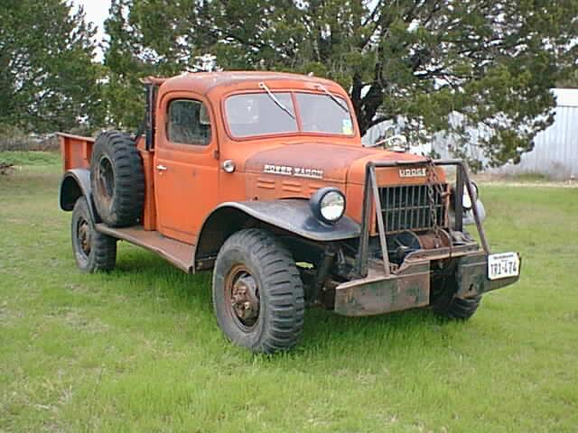Dodge Power Wagon Sale